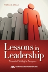 Lesson in leadership