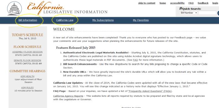ca_legislative_information_home_screen