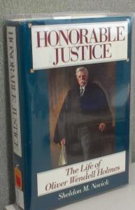 Holmes - Book Jacket